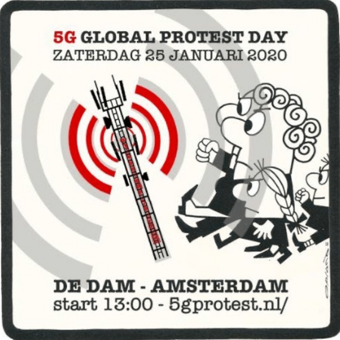 5G-Global-Protest-Day-De-Dam-Amsterdam