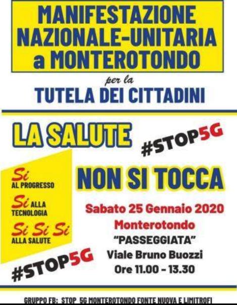 5G Global Protest La-Salute-STOP5G-Non-Si-Tocca